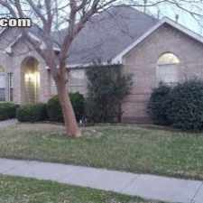 Rental info for $1950 4 bedroom House in Denton County The Colony in the The Colony area