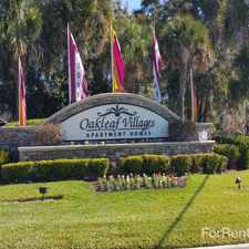 Rental info for Oakleaf Village