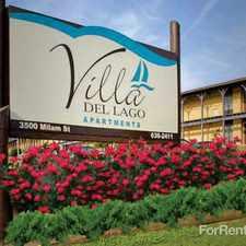 Rental info for Villa Del Lago