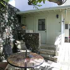 Rental info for Cozy - Quite - Studio - $950 - Utilities Included - Over Looking Bay - Private Sitting Area