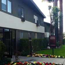 Rental info for Sierra Madre Apartments