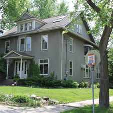 Rental info for 1527 W 26TH STREET...WALK TO LAKE OF ISLES... in the East Isles area