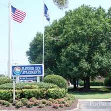 Rental info for Harbor Inn Apartments