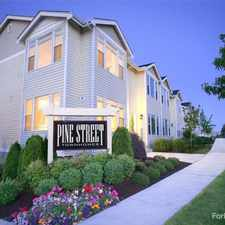 Rental info for Pine Street Townhomes in the South Tacoma area