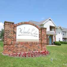 Rental info for Woods Edge Apartment Homes
