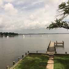 Rental info for Waterfront Unit. BRAND NEW KITCHEN!!! - 1BR. Cape St. Claire - River Bay Rd.
