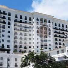 Rental info for 10 Aragon Ave in the Miami area