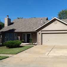 Rental info for Love This Back Yard Retreat!! Nicely Updated 2 Story Owasso Home!