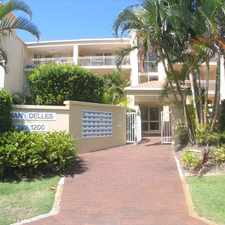 Rental info for Modern Furnished Apartment With Pool Across Road From Beach in the Gold Coast area