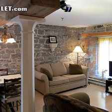 Rental info for 1450 1 bedroom Apartment in Other Quebec City