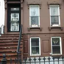 Rental info for Bedford-Stuyvesant Brownstone in the Bedford-Stuyvesant area