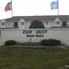 Rental info for Ryan Green