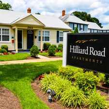 Rental info for Hilliard Road Apartments
