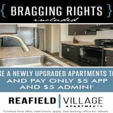 Rental info for Reafield Village