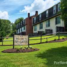 Rental info for Ivy Gates Apartments