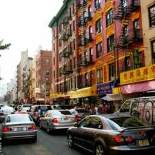 Rental info for Broome St & Mott St in the Little Italy area