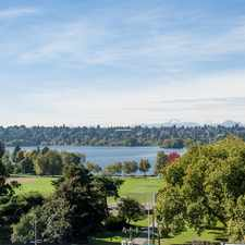 Rental info for 2 bedroom !!! Across from Greenlake, OPEN HOUSE Friday MAY 6TH 6:00 - 8:00 PM 2 blocks from PCC, 1 block from Starbucks, walk score 95, won't last long! in the Green Lake area