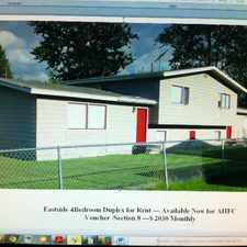 Rental info for Muldoon duplex in the Anchorage area