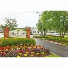 Rental info for Maplewood Apartments in the Chesapeake area