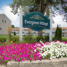 Rental info for Evergreen Village Apartments