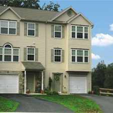 Rental info for DON'T WAIT for this 3 Bedroom Townhome!