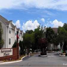 Rental info for Savannah Place