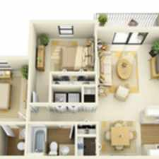 Rental info for Dolphin Marina Apartments in the Los Angeles area