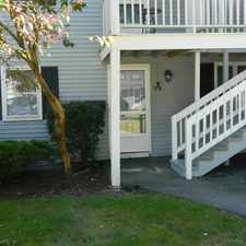 Rental info for Beautiful location! Great 1 bedroom available 4/21! Washer/Dryer in unit!