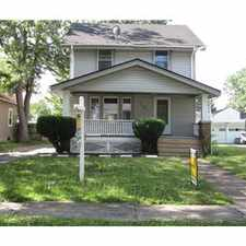 Rental info for 2 Bedroom House in the Lorain area