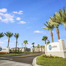 Rental info for Crest at Millenia