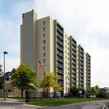 Rental info for Across The Park Apartments in the 48146 area