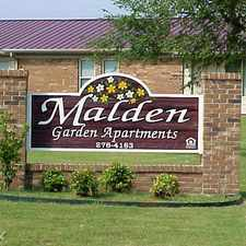 Rental info for Malden Garden Apartments