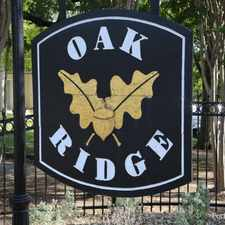 Rental info for Oak Ridge