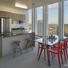 Rental info for 777 Main