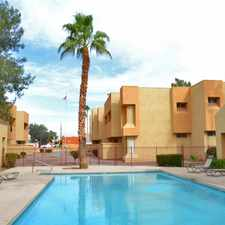 Rental info for The Cove on 44th in the Phoenix area