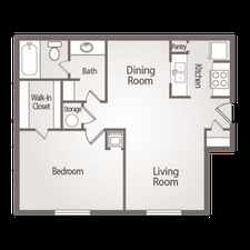 Rental info for University Square Apartments