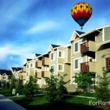 Rental info for Morrison Park Apartments