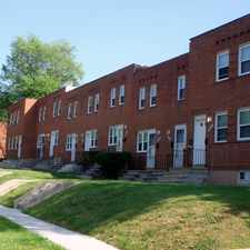 Rental info for College Gardens in the Irvington area