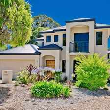 Rental info for Set amongst other luxury homesest. in the Dianella area