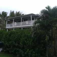 Rental info for Fully Furnished...steps from the ocean...3 month stays preferred!
