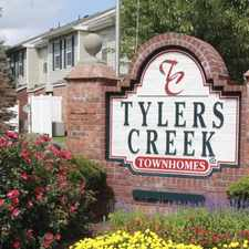Rental info for Tyler's Creek in the Hamilton area