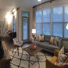 Rental info for One MetroCenter