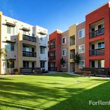 Rental info for 807 West