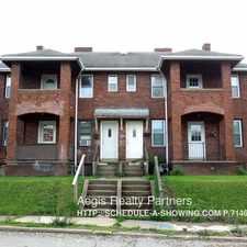 Rental info for 1033 N. 6th Street