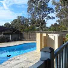Rental info for WOODLEY GROVE - GET IN BEFORE SUMMER!