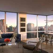 Rental info for West 42nd Street in the New York area