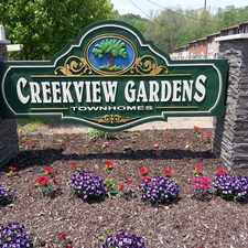Rental info for Creekview Gardens