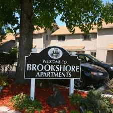 Rental info for Brookshore Apartments