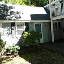 Rental info for 1 Bedroom bungalow with Washer & Dryer in unit!