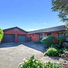 Rental info for Quiet 4 bedroom home!